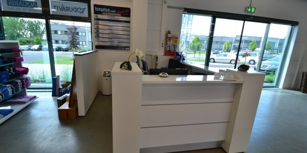 Showroom iceprice Badprofi